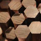 Шестигранник бронзовый БрОЦ4-3, БрБ2 по ГОСТ 6511-60, 10025-78, 15835-70 в Магнитогорске