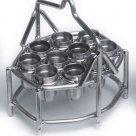 Пробирка (чехол) из серебра Ср99,99 131-5 ГОСТ 6563-75 в Москве