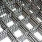Сетка сварная 2000 х 1000 мм D = 5 мм ячейка 100 х 100 мм ГОСТ 23279-21012 в Екатеринбурге