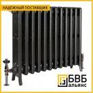 Радиатор чугунный МС-140М 100x460x588 мм 4 секции в Екатеринбурге