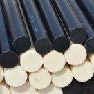 Экструзионный полиамид 6 рецикл стержень (m=2,5 кг) в Тюмени
