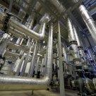 Опора металлическая трубопровода для тепловых сетей и ТЭЦ в России