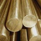 Пруток бронзовый БрАЖ 9-4 в Тюмени