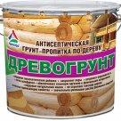Древогрунт  антисептическая грунт-пропитка по дереву в России