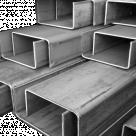 Швеллер алюминиевый АД31Т1, L=6м п - образный профиль в Липецке
