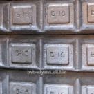 Баббит БН ГОСТ 1320-74, чушка в России