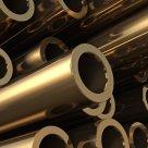 Труба бронзовая БрОФ 4-0,25 ГОСТ 2622-75 в России