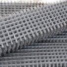Сетка кладочная сварная 200x200x8 раскрой 2 м х 0,5 м в Нижнем Тагиле