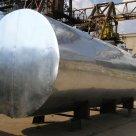 Ёмкость для воды V=110м3 в Новосибирске