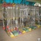 Строп канатный 1СК ГОСТ 25573-82 (паук стальной,одноветвевой)