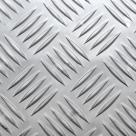 Лист алюминиевый рифленый 1105АН2 квинтет