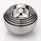 Чашка лабораторная со сферическим дном и усиленной кромкой из платины Пл99,9 117-7 ГОСТ 6563-75