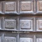 Баббит БС6 ГОСТ 1320-74, чушка в России