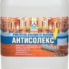 Антисолекс - очиститель фасадов от высолов в Екатеринбурге