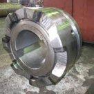 Муфта полумуфта врезная стальная, нержавеющая, полиэтиленовая