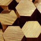 Круг бронзовый шестигранник БрАМц 9-2 Бронза в России