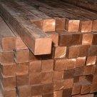 Квадрат бронзовый БрАЖ9-4, БрБ2 по ГОСТ 1628-78, 6511-60, 15835-70 в Новосибирске