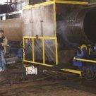 Очистка б/у труб в комплексе в России