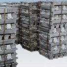 Чушка алюминиевая А6 АВ97 АВ87 АМГ АМЦ Д16 АК4 АД31 ГОСТ 1583-93 295-98 в Москве