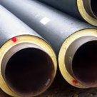 Труба предизолированная ТУ 5768-006-09012803-2012 09Г2С толщина изоляции 35.5мм в Краснодаре