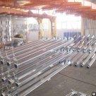 Оцинковка цинкование металлических изделий горячим и гальваническим методом в Красноярске