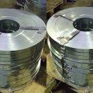 Лента стальная холоднокатаная термообработанная 65Г 0,2 мм ГОСТ 21996 в России