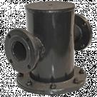 Грязевик вертикальный стальной Ду65 Ру16 п/привар КАЗ в Магнитогорске