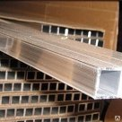 Труба алюминиевая марка Д1Т круглая квадратная профильная в Одинцово