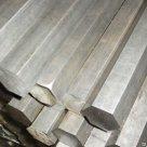 Шестигранник стальной ст.20 35 45 40Х 09г2с 30хгса АС14 в Новосибирске