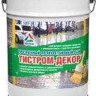 Тистром-Декор - лак полиуретановый прозрачный глянцевый в России