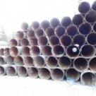 Труба б/у Большого диаметра электросварная прямошовная (п/ш; из-под газа)