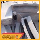 Башмак порога печи стальной 20Х20Н14С2Л ГОСТ 977 в Саратове