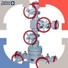 Обвязки колонные ОКК 3 на рабочее давление 21, 35 МПа