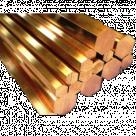 Шестигранник ЛC-59-1 п/т латунный в России