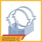 Скользящие хомутовые опоры для трубопроводов с наружным диаметром оболочки 125-160 мм СПК.ТР.22.00 в Москве