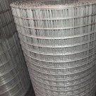 Сетка сварная нержавеющая проволока 1 мм ТУ 1276-001-38279335-2012 12Х18Н9Т строительная Россия в рулонах в Красноярске