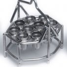 Пробирка (чехол) из серебра Ср99,99 131-19 ГОСТ 6563-75 в Туле