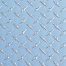 Лист алюминиевый рифленый (Диамант) ТУ 1-801-20-2008 в Красноярске