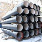 Труба чугунная ВЧШГ 100 L=6м ГОСТ 9583-75 в России
