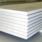 Стеновые сэндвич панели из пенополиизоцианурата до 50 кг/м3, дл. 16 000 мм в России