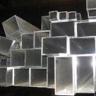Труба алюминиевая профильная 120х60х4 мм L=3-6м АД31Т1 в Димитровграде