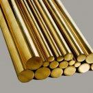 Круг бронзовый БрАЖ9-4 ТУ 1733-116-00195430-2008 в Туле