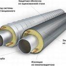 Труба ППУ ОЦ 720 ГОСТ 30732-2006 в Волжском