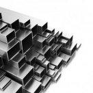 Алюминиевый бокс 12х12х1,0 АД31Т1