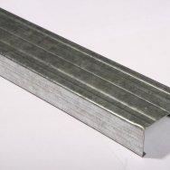 Профиль алюминиевый Д16 ПР 100-9 (410053), ГОСТ 8617-81 Т