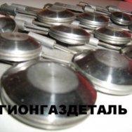 Линза глухая Ст 10Х17Н13М2Т ГОСТ 22791-83