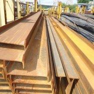Балка двутавровая ст.3 L=12м ГОСТ 8239-89 стальная