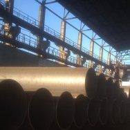 Трубы стальные э/с большого диаметра ГОСТ 20295-85