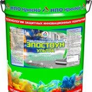 Эпостоун-Ультра - водно-эпоксидная эмаль для бетонного пола (глянцевая)