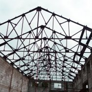 Ферма металлическая Л8. СРОЧНО